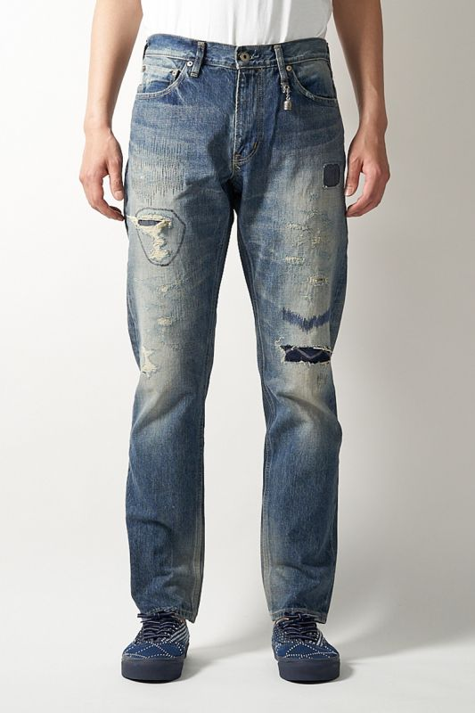 SLIM FIT STRAIGHT DENIM CS65