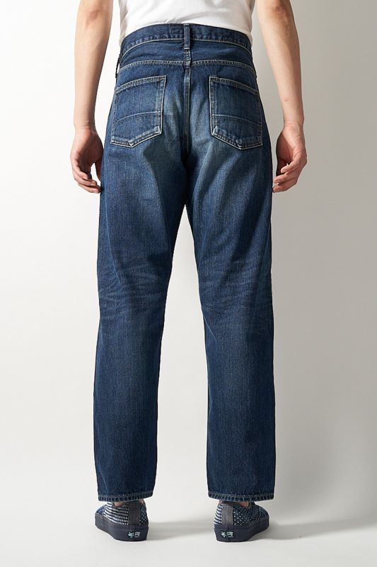 REGULAR FIT STRAIGHT DENIM CS64
