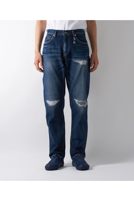 REGULAR STRAIGHT DENIM CS70