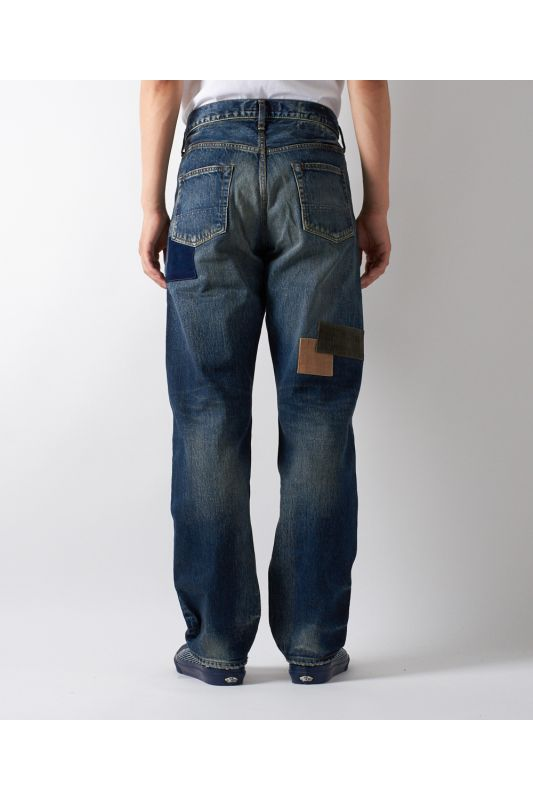 CLASSIC STRAIGHT DENIM CS73