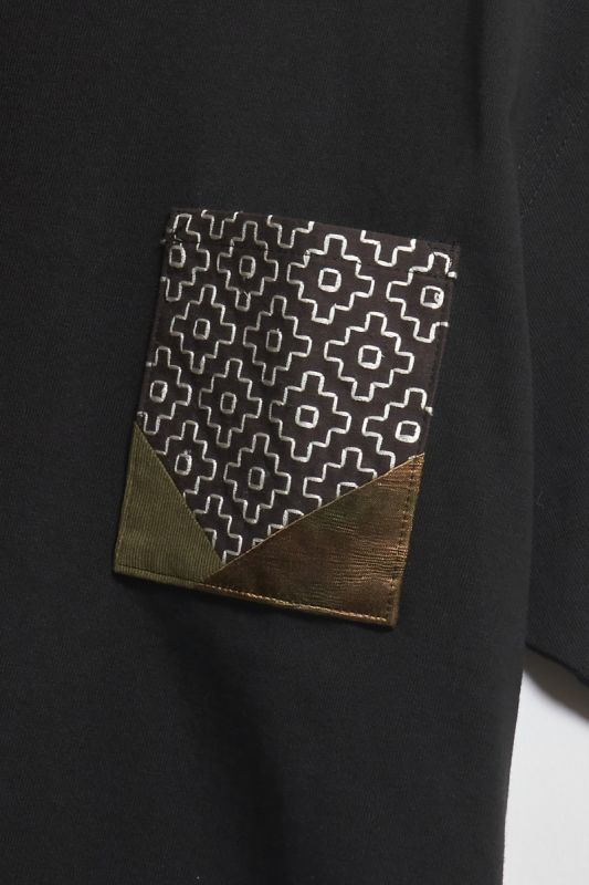 ORIGAMI L/S TEE 21SS