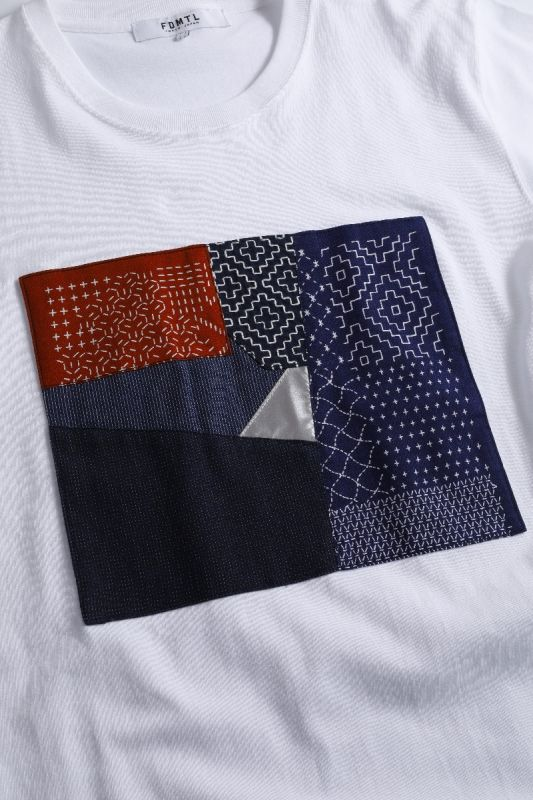PATCHWORK TEE 20AW