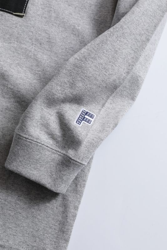 PATCHWORK L/S TEE 20AW