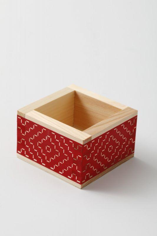 [Ohashi Ryoki] SASHIKO MASU BOX