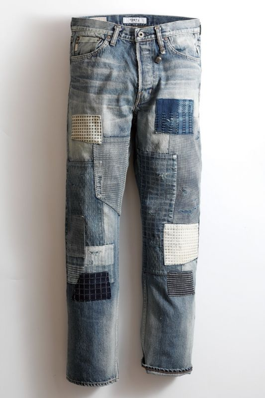 CLASSIC STRAIGHT DENIM CS80