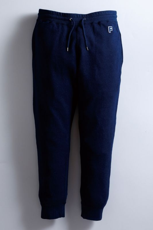 INDIGO SWEAT PANTS 19AW