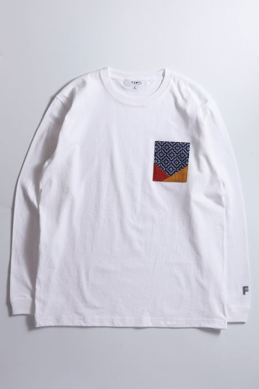 ORIGAMI L/S TEE 20AW