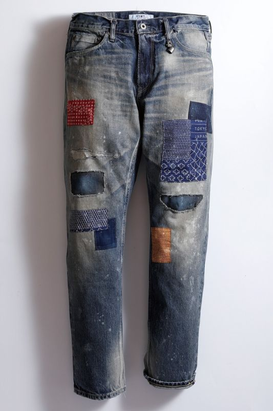 REGULAR STRAIGHT DENIM CS72