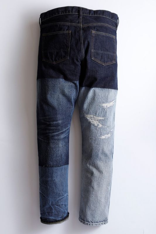 REGULAR STRAIGHT DENIM CS75