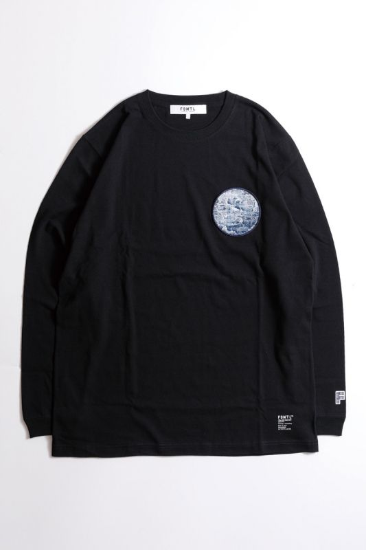 BORO PATCH L/S TEE